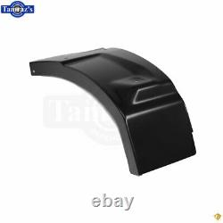 02-06 Avalanche REAR Lower Quarter Panel Patch Repair FRONT of Back Wheel PAIR