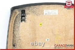 03-06 Mercedes W211 E320 E350 Front Right Side Seat Back Plate Cover Panel Black