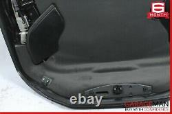 03-11 Mercedes R230 SL500 AMG Complete Convertible Trunk Lid Deck Shell Assembly