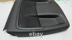 07-12 MERCEDES W164 X164 W251 ML GL R Class Front Seat Back Panel Cover Net OEM