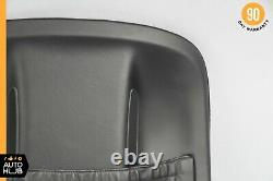 07-13 Mercedes W221 S550 S63 AMG Back Panel Seat Cover Front Left or Right Black