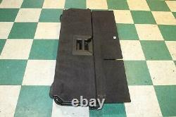07-14 NAVIGATOR Black Carpeted Rear Back Floor Cargo Cover Panel OEM Factory