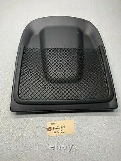 09-16 Audi B8 A4 A5 Front Seat Back Storage Net Panel Left Or Right Black Oem