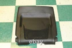 11-18 GRAND CHEROKEE Black Driver LH Front Seat Rear Back Trim Panel Cover OEM
