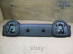 12-15 Mini Cooper R58 Coupe Rear Back Trunk Upper Panel Trim For Partition Oem