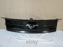 15-18 Ford Mustang GT Trunk Lid Deck Shell Assembly Rear View Camera BLACK OEM