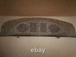 1994-1998 Ford Mustang Back Window Tray Speaker Cover Panel