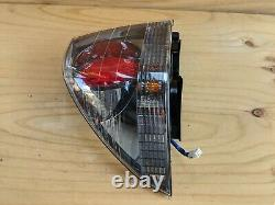 2001-2005 Lexus IS300 Driver Rear Outer Tail Light OEM BLACK CHROME AE2