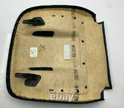 2007-2013 Mercedes S Class Front Left / Right Back Seat Panel Leather Cover