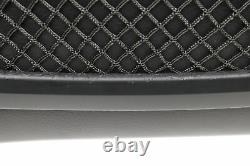 2007-2015 08 09 10 11 12 13 14 AUDI Q7 TDI FRONT SEAT BACK PANEL With NET