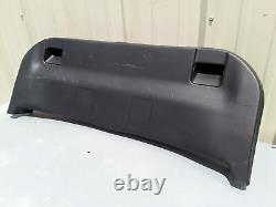 2012-2015 Toyota Prius Plug In Rear Back Door Tailgate Liftgate Cover Panel Oem