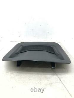 2014 2015 2016 Bmw M235i F23 Right Front Seat Back Panel Trim Panel Cover Black