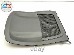 2018-2019 Bmw X3 G01 Front Right Or Left Seat Back Panel Plastic Trim Cover Oem