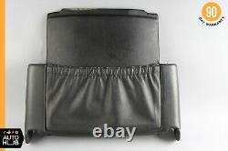 93-99 Mercedes W140 S600 Coupe CL600 Seat Back Panel Cover Black OEM