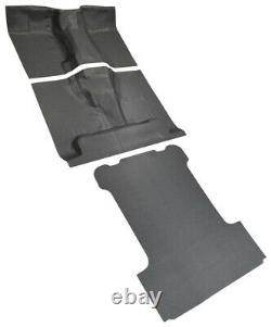 ACC Vinyl Flooring For 1984-1991 Jeep Grand Wagoneer Pass Area and Back Panel