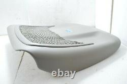 AUDI A3 A4 A6 Q7 SEAT BACK PANEL COVER NET passenger driver with CLIPS GRAY OEM