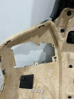 BMW M3 M4 Seat Back Cover Panel F80 F8x Genuine GOOD CONDITION 8058320