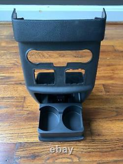 Ford Explorer Center Console Back Cover Trim Panel Oem 2011 2015