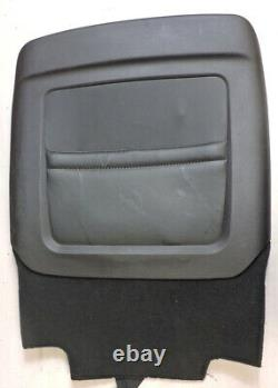 Leather Seat Covers Kit 2015-2021 Dodge Challenger Black Gray Stitching Perf
