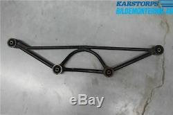 ORIGINAL Hinterachse kpl, ohne Differenzial hinten JAGUAR XK 8 Coupe (X100)