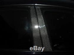 Pillar Panel Cover 6pcs GLOSS CARBON FIBER FOR 06-13 ISF IS250 IS350 SXE20