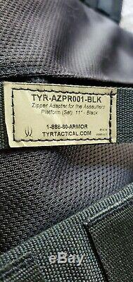 Tyr Tactical Back Panel, Black